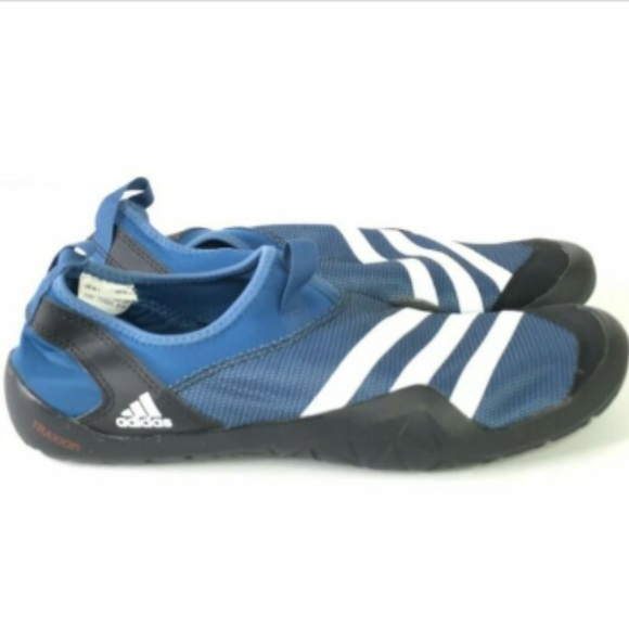 adidas Other - Adidas Outdoor Jawpaw Core Men's Slip On Shoe 7